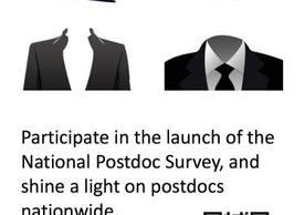 Flyer: Are postdocs truly invisible?
